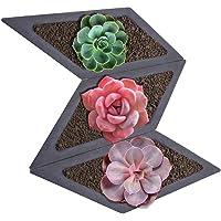 Rhombus - Molde geométrico para hormigón de silicona