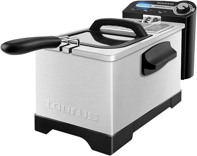 Taurus Professional 2 - Freidora professional, 1700 W, capacidad ...