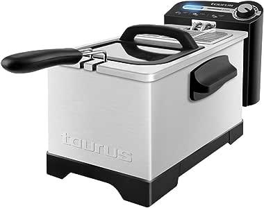 Taurus Professional 3 Plus 973953 Profesional, 2100 W, 3 kg, Acero ...