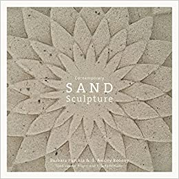 Contemporary sand sculpture