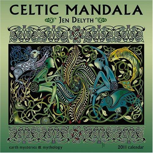 Download Celtic Mandala 2011 Wall Calendar pdf