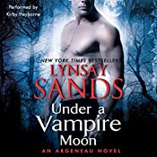 Under a Vampire Moon: An Argeneau Novel, Book 16 | Lynsay Sands