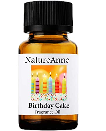 Birthday Cake Premium Grade Fragrance Oil