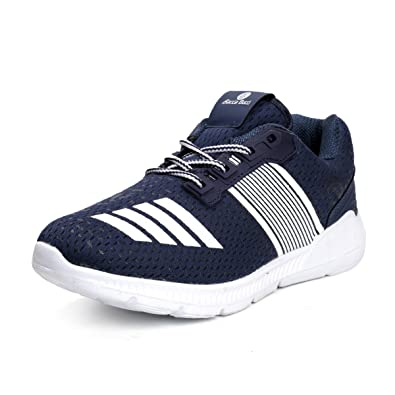d53c915a4028 Bacca Bucci Men Casual Sports Shoes AIR Trainers Gym Running Athletic  Competition Sneakers  Buy Online at Low Prices in India - Amazon.in