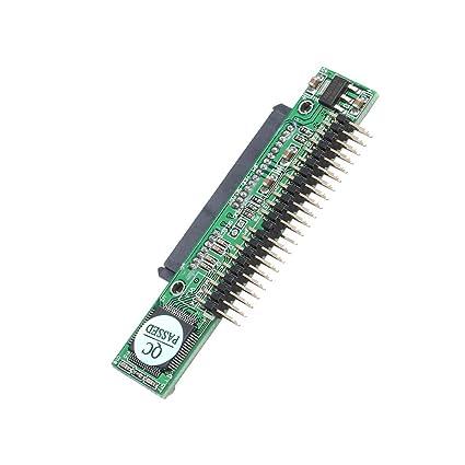 Docooler Adaptador SATA a IDE de 2,5 Pulgadas Compatible con la ...