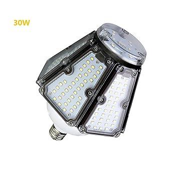 Bombilla LED 30W/40W/50W tornillo Super brillante LED maíz luz E27/E40