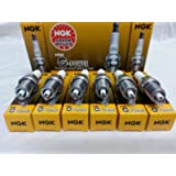 NGK 7090 G-Power Platinum Spark Plugs BKR5EGP - 6 PCSNEW