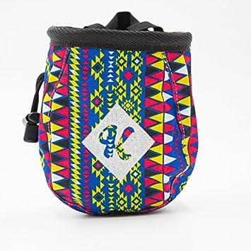 Café Fuerza chalkbag Multicolor incl. Cinturón Magnesia Bolsa Bolsa de magnesio: Amazon.es: Deportes y aire libre