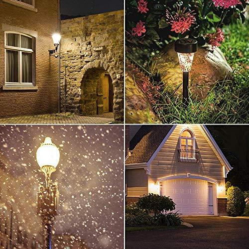 Dusk To Dawn LED Light Bulbs, Light Sensor LED Security