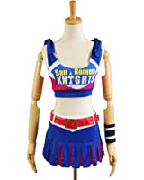 Ya-cos Swimsuit Lollipop Chainsaw Juliet Starling Dress Cosplay Costume