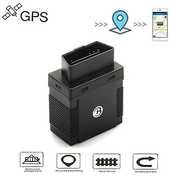 muxan GPS localizador GPS para Coche localización Seguimiento en Tiempo Real Imán Potente posicionamiento preciso 5