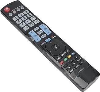 AKB74455416 - Mando a Distancia de Repuesto para LG LED TV HDTV 32LF5800 32LF5800-UA 32LF5800-UB 40LF6300 42LF5800 42LF5800-UA 43LF6300 49LF5900 49LF6300 50LF5800 55LF5800 60LF6090 65LF6300 65LF6390: Amazon.es: Electrónica