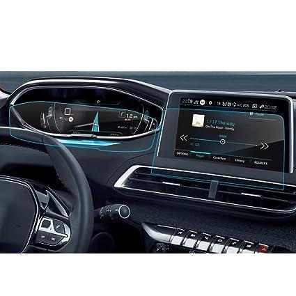 LFOTPP Peugeot 3008, 5008-2017 8 Inch Sat Nav Screen