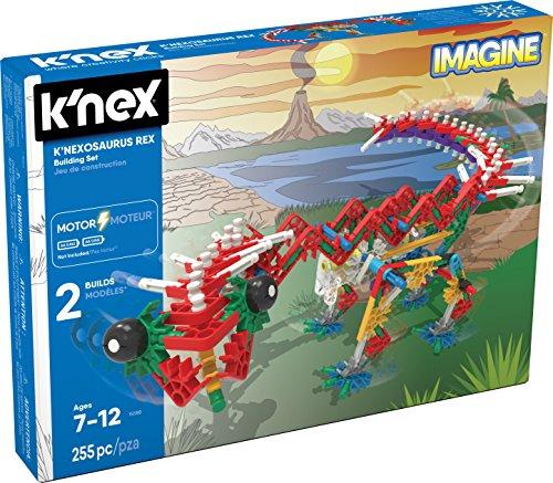 K'NEX Beasts Alive - K'NEXosaurus Rex