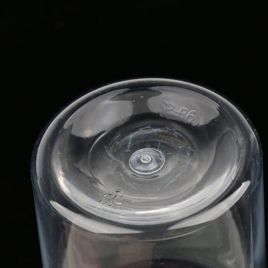 Frascos de Botellas con Tap/ón de Rosca Herramienta Laboral Material Trabajo Laboratorio 30 ml