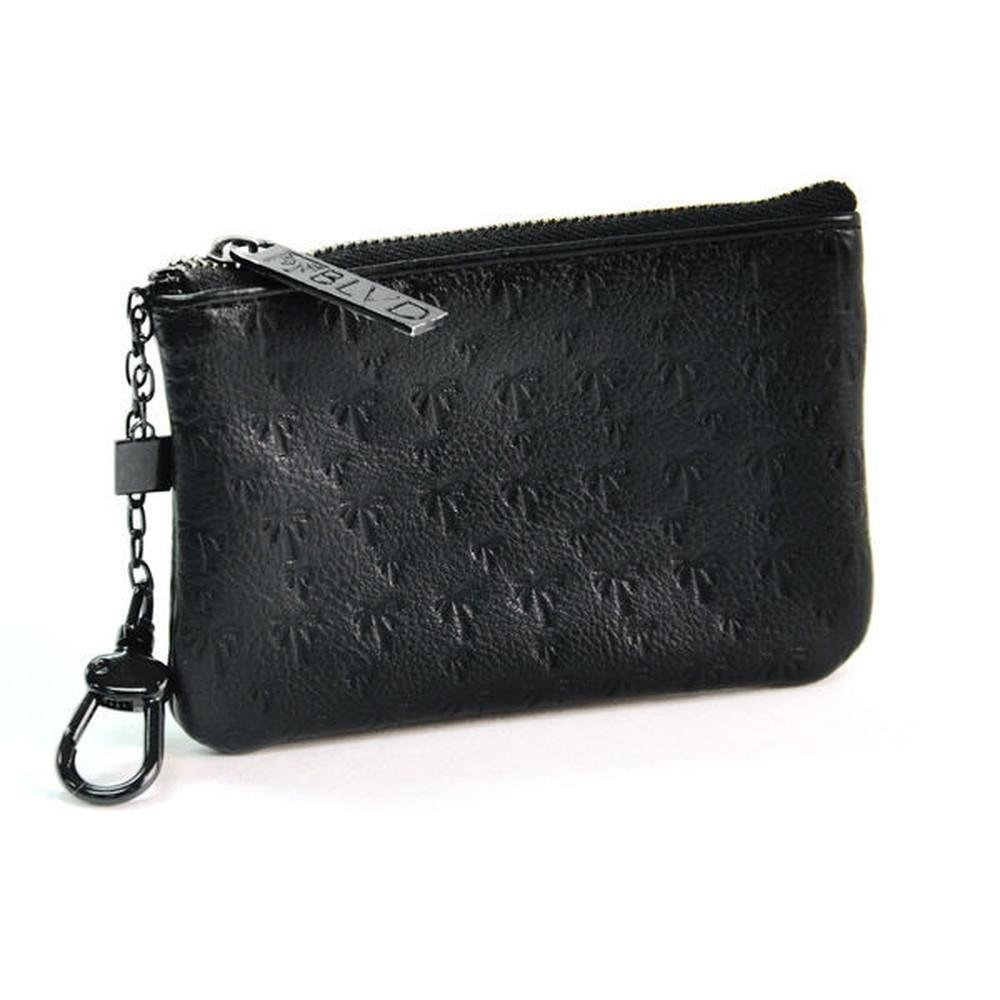 Blvd Supply Debossed Coin Pouch