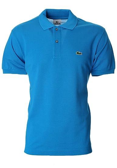 Lacoste - Polo - para Hombre LS6 Blue: Amazon.es: Ropa y accesorios