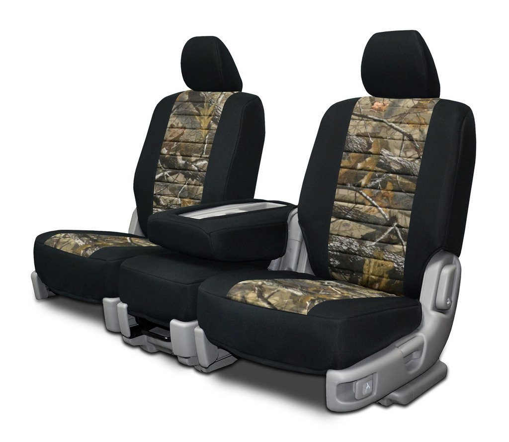 Camo Neoprene Seat Covers