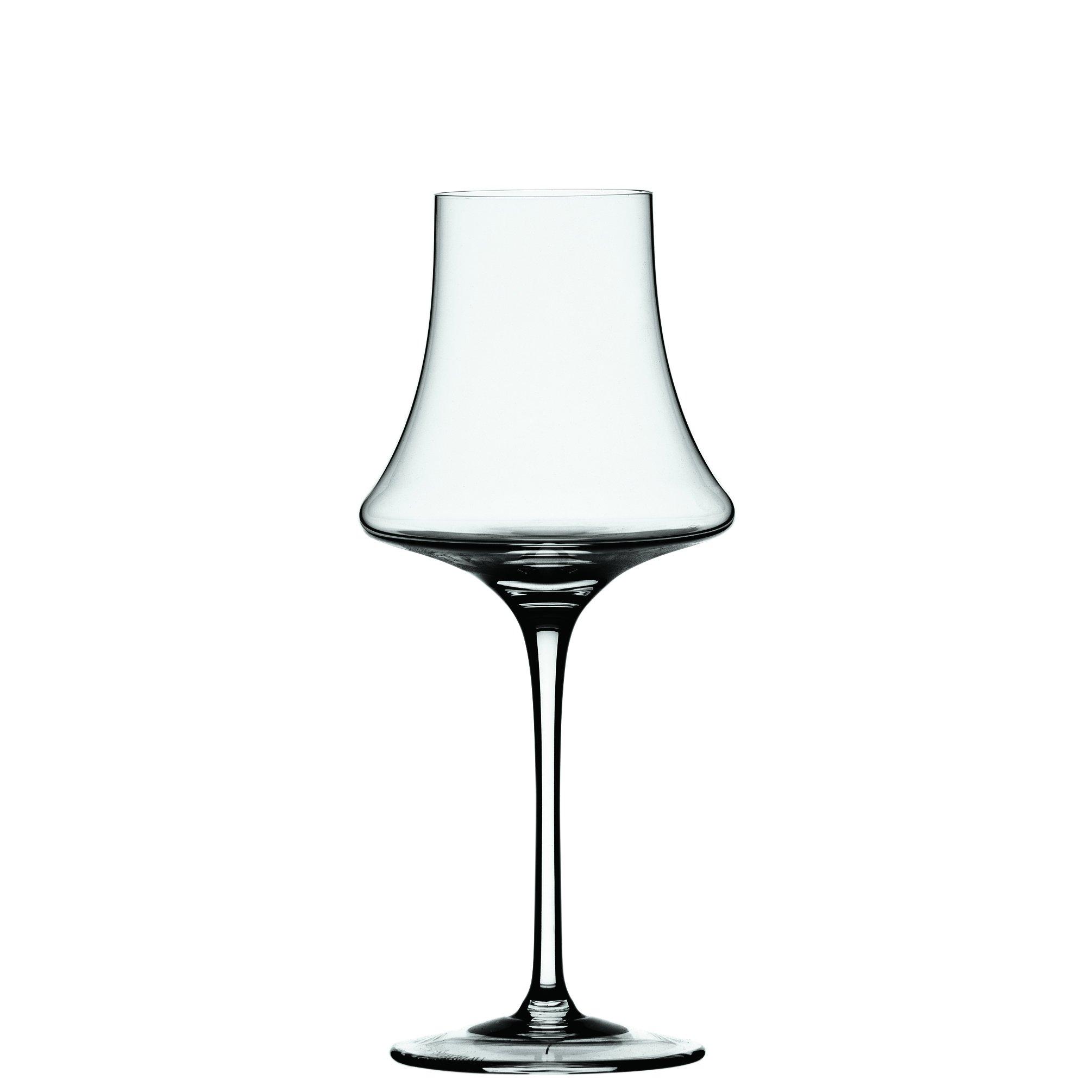 Spiegelau Willsberger Cognac Glass (Set of 4), 6.7 oz, Clear