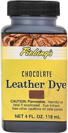 Fiebing's Leather Dye - Alcohol Based Permanent Leather Dye - 4 oz