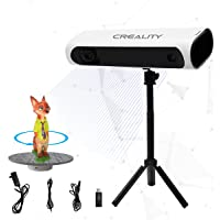 Creality Upgraded CR-Scan 01 3D Scanner, Handheld/Auto scan Mode, No Marker Quick Scanning, 0.1mm Accuracy, 0.3-2m…