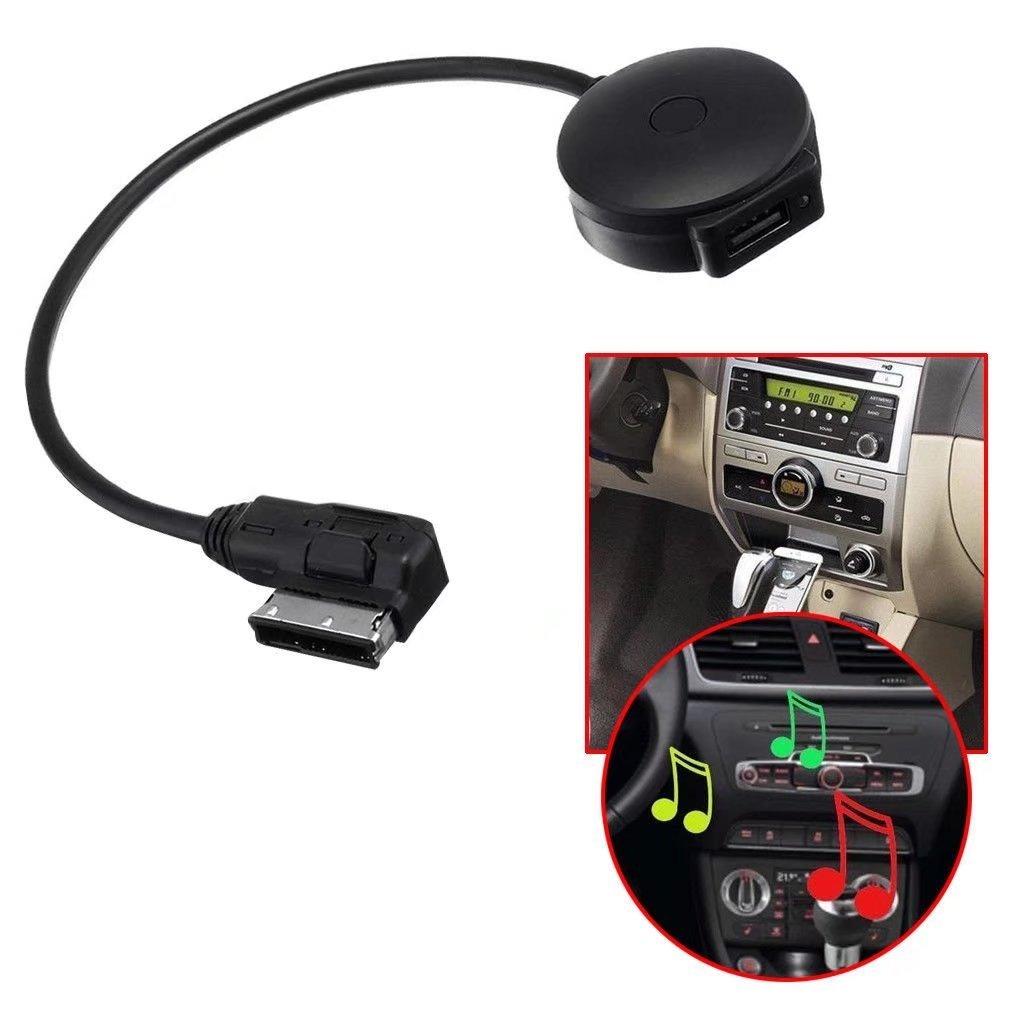 Paddsun AMI MDI Wireless USB Bluetooth Music Adapter For Audi A1 A3 A4L A6 A6L A7 A8L Q3 Q7