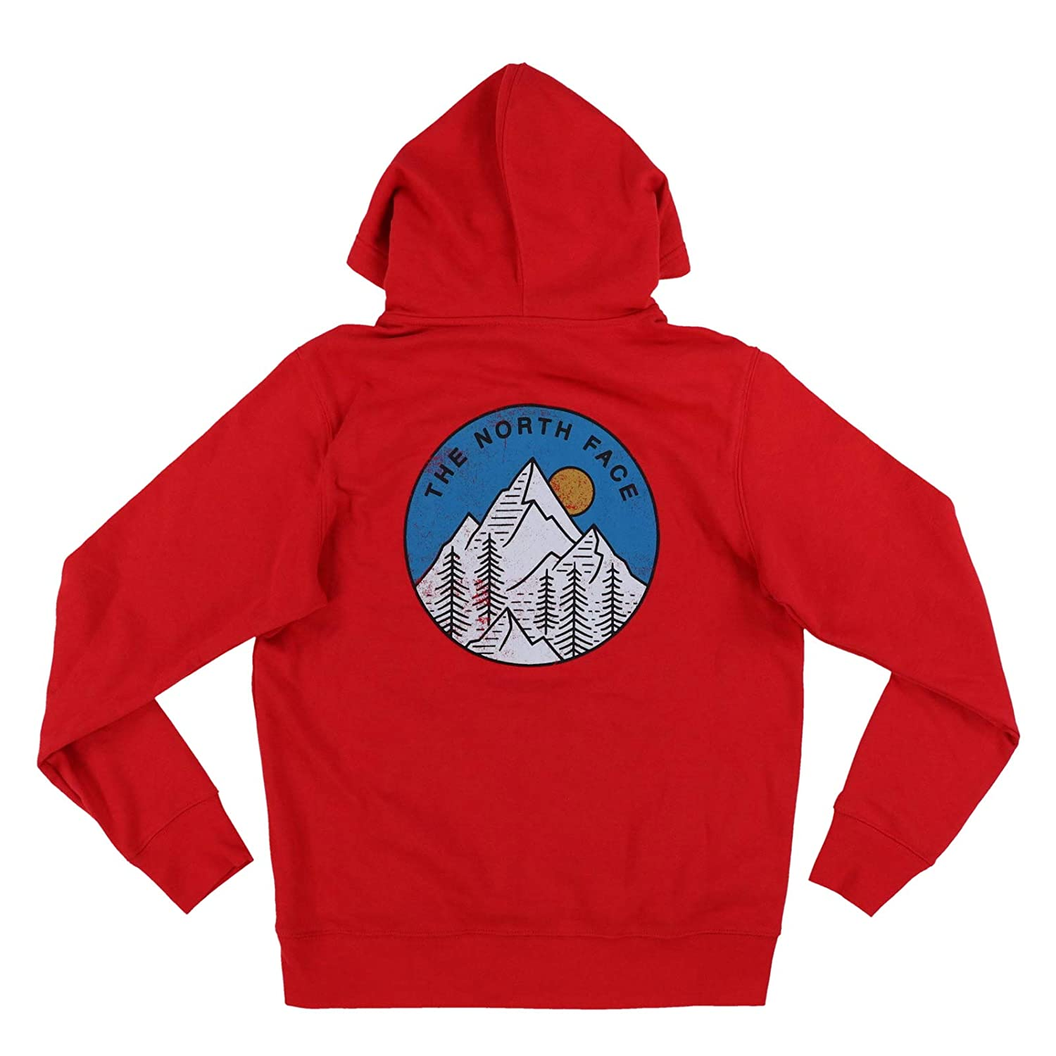 The North Face Mens Graphic 80//20 Throwback Pullover Hoodie