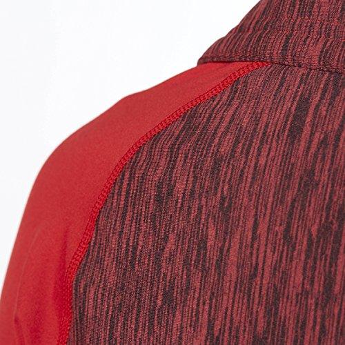 Maglietta Adidas Da Donna Con Base Manica Lunga Da Allenamento 1/4 Adidas Performer / Nero / Nero