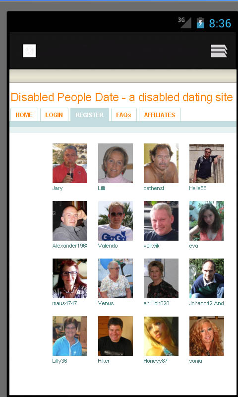 disabled persons dating websites