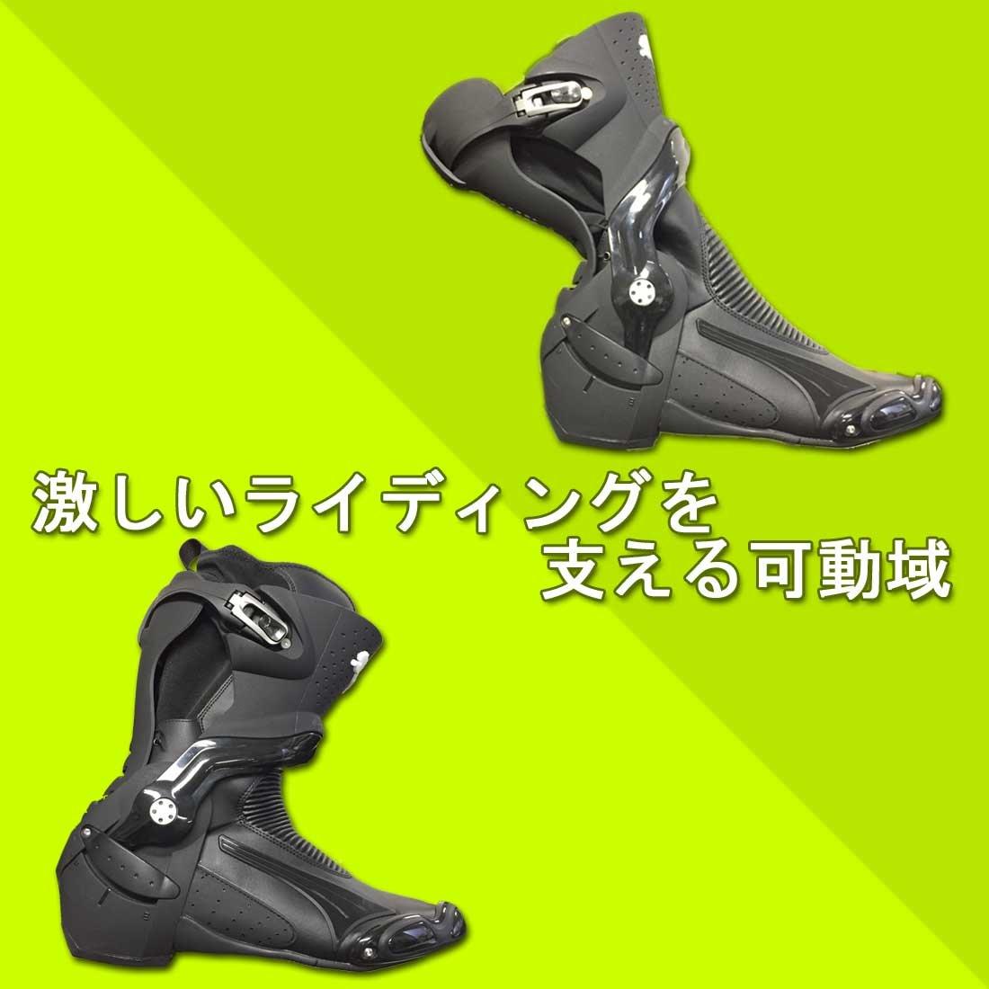 9ceeb4c36a6462 LAST PAIRS! BRAND NEW PUMA 1000 v3 racing motorcycle boots black-blue