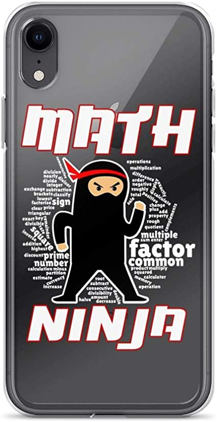 Amazon.com: Math Ninja - Cool Maths Ninja Graphic Anti ...
