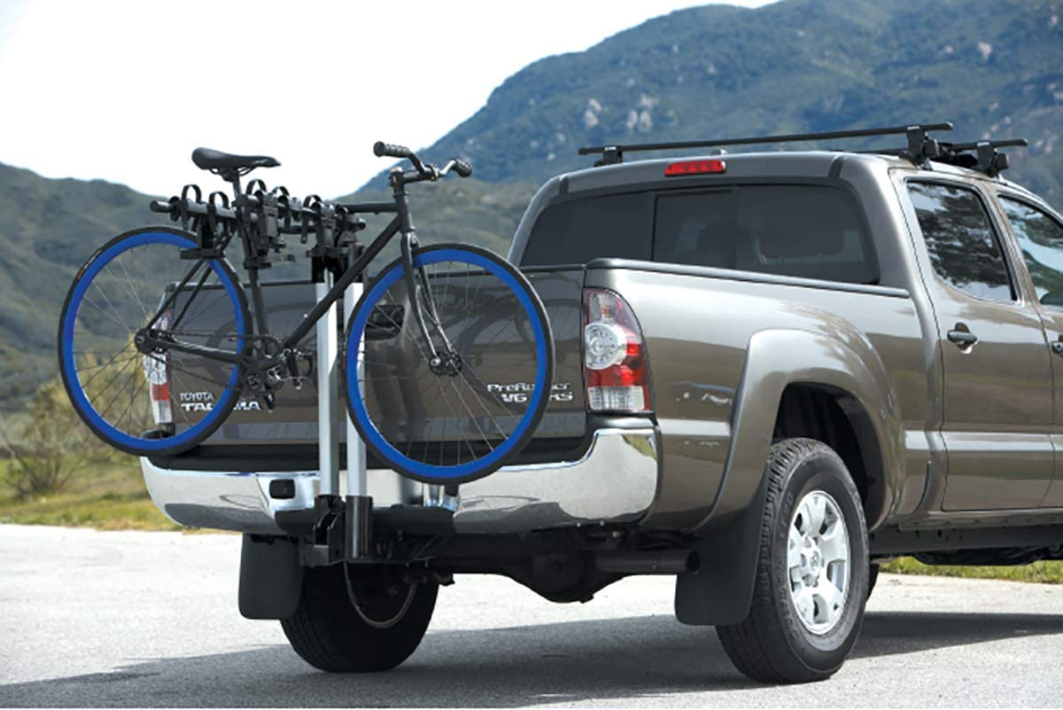 Bikes 1.25/'/' /& 2/'/' Receivers 4 2 or INNO Aero Light Hitch Mount Rack for