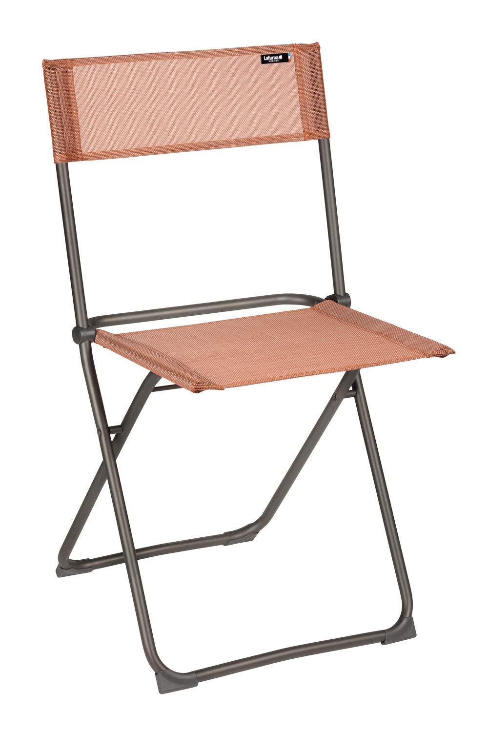 Lafuma LFM26008899 Terrace Dining-Foldable Chairs and Tables, Terracotta