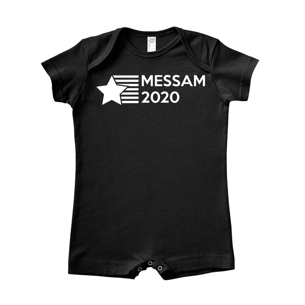 Star//Stripes Mashed Clothing Messam 2020 Presidential Election 2020 Baby Romper