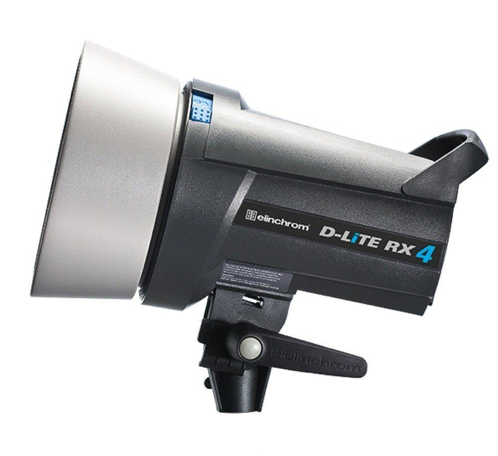 Elinchrom EL20487.1 Compact D-Lite RX 4 (Black) [並行輸入品] B019SZ3RSE