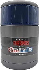 Thermos 27oz Food Storage Jar - Smoke