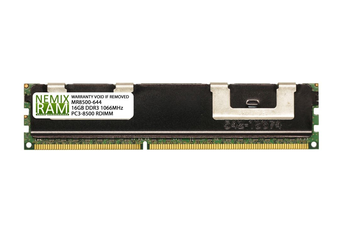 Dell Compatible A3138306-AX A7115777 16GB NEMIX RAM Memory for PowerEdge Servers by NEMIXRAM (Image #1)