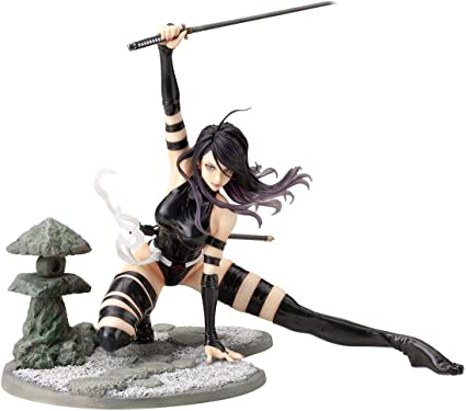 Amazon.com: Kotobukiya Marvel: X-force versión psylocke ...