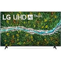 "2021 Smart TV LG 55"" 4K UHD 55UP7750 WiFi Bluetooth HDR Inteligência Artificial ThinQAI Smart Magic Google Alexa"