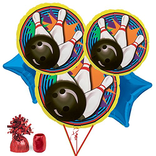 Costume SuperCenter Bowling Party Supplies Balloon Kit