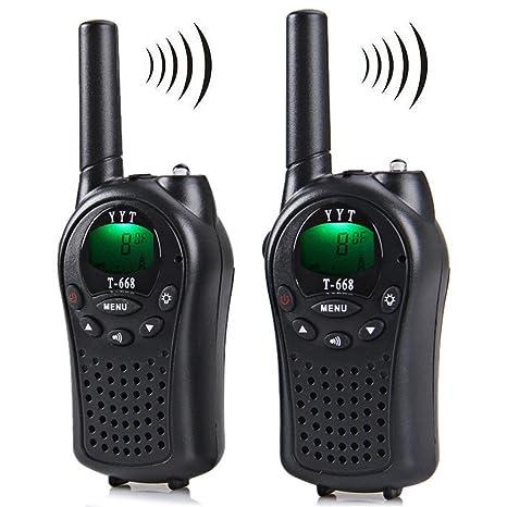 Schema Elettrico Walkie Talkie : Xxiazhi t 668 schermo lcd professionale a 8 canali walkie talkie