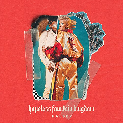 Vinilo : Halsey - Hopeless Fountain Kingdom (Colored Vinyl, Clear Vinyl)