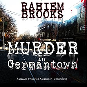 Murder in Germantown Audiobook