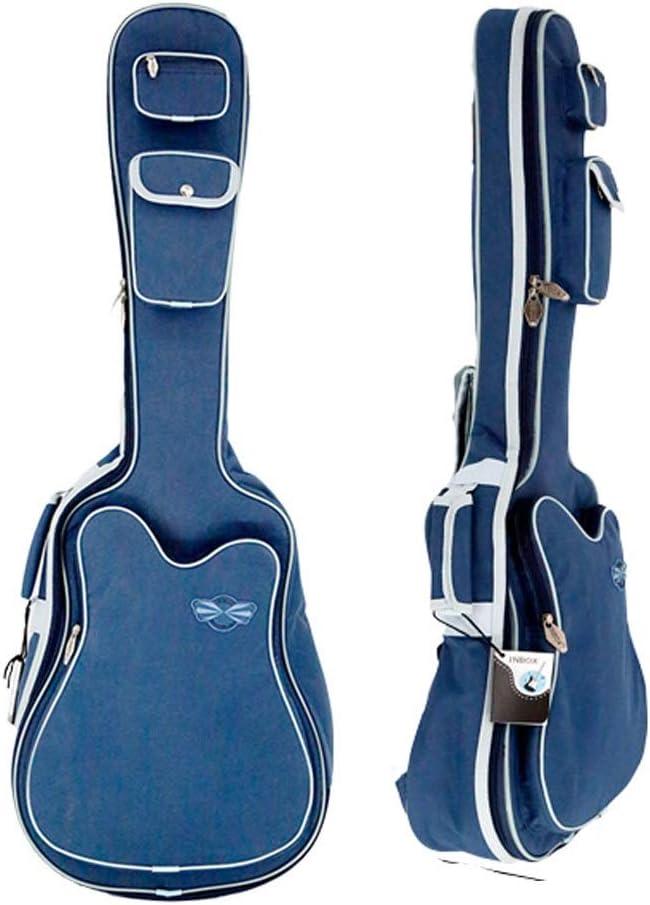 YXIAOn Funda de guitarra para guitarra acústica y clásica de 36 ...