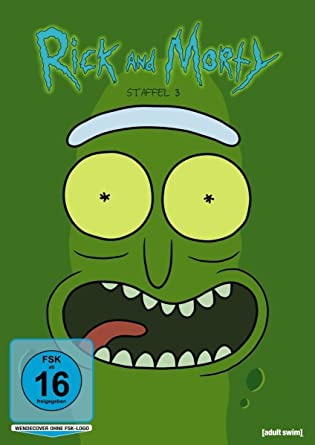 Imagen deRick and Morty - Staffel 3 [Alemania] [DVD]