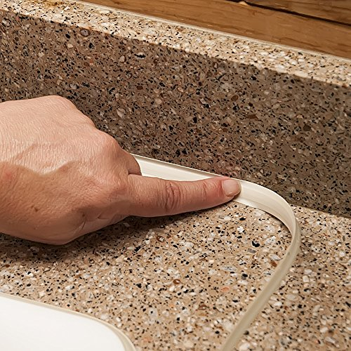 EasyCaulk Countertop & Backsplash Caulk Strip