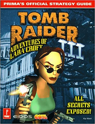 tomb raider ii gold primas official strategy guide