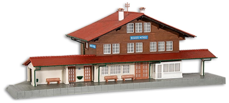 H0 Station Balusee Mitholz Kibri 39508
