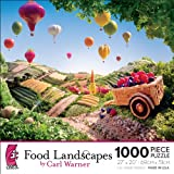 Food Landscapes by Carl Warner - Cart And Balloons