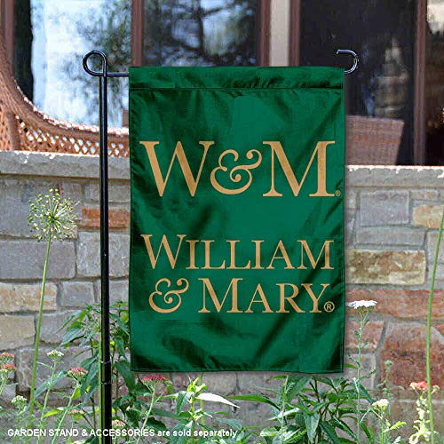 - William and Mary Garden Flag and Yard Banner